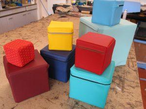 Spielwürfel für Kindergarten